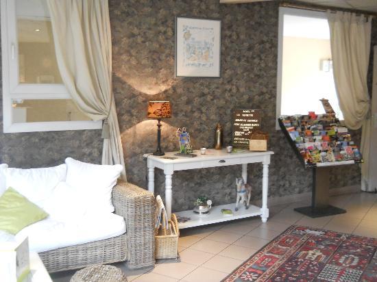 Hotel La Nonette : L'ingresso