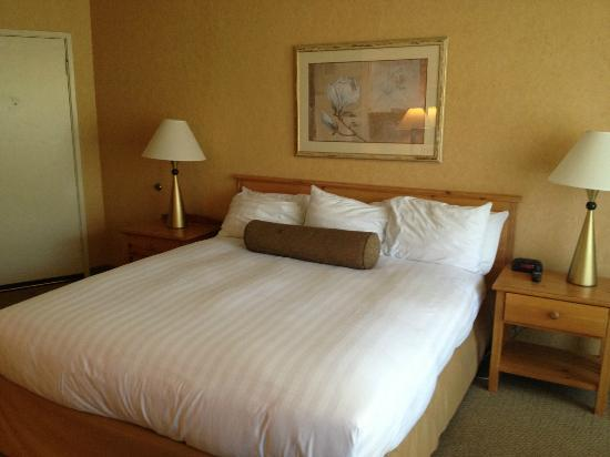 Flamingo Conference Resort & Spa: Doppelbett