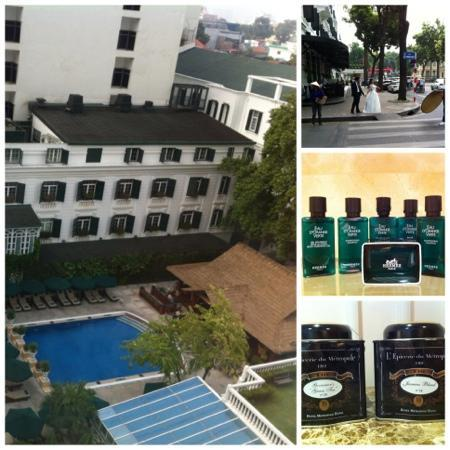 various views in the hotel