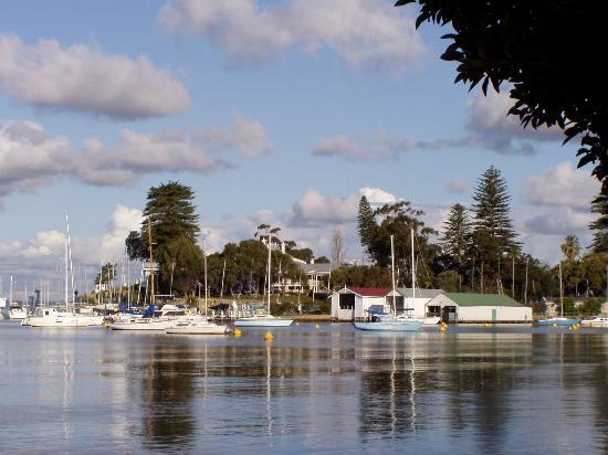 Swan River : Freshwater Bay