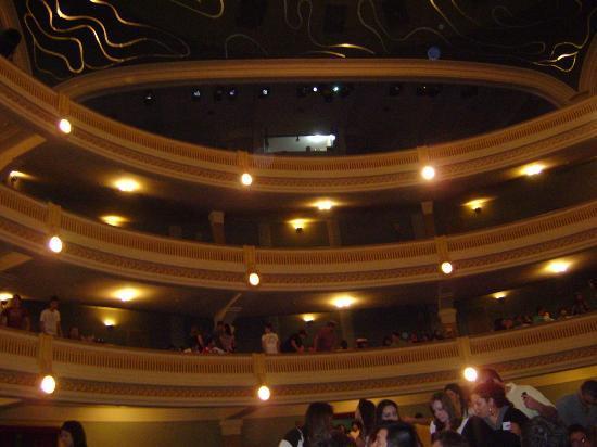 Pedro II  Theater: teatro dom pedro II