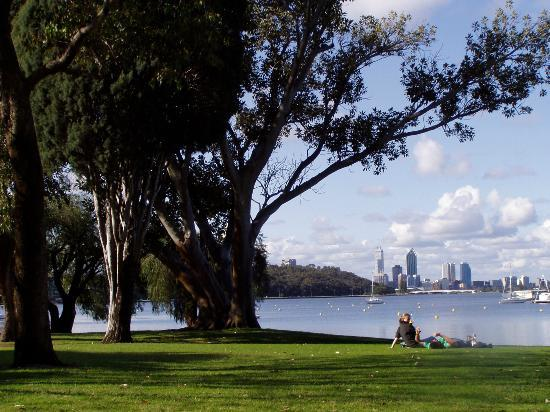 Swan River: Matilda Bay