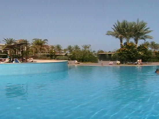 Jaz Mirabel Beach: View of pool area