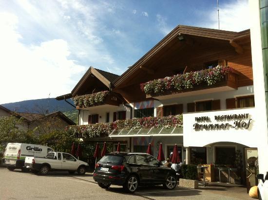 Hotel Restaurant Brunner Hof : esterno