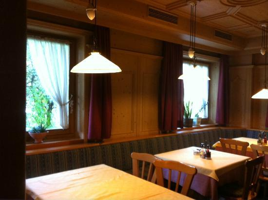 Hotel Restaurant Brunner Hof: interno