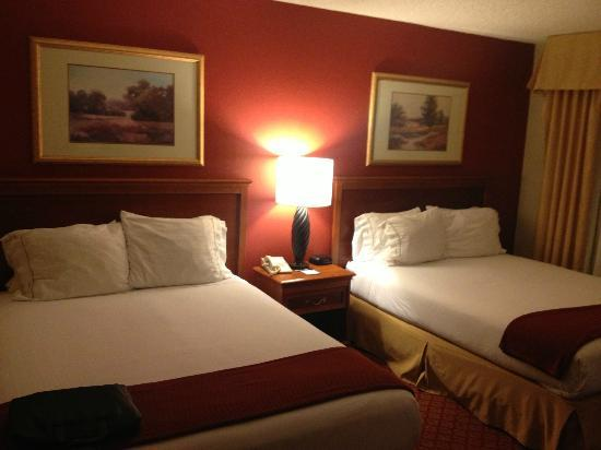 Holiday Inn Express Solvang: Doppelzimmer