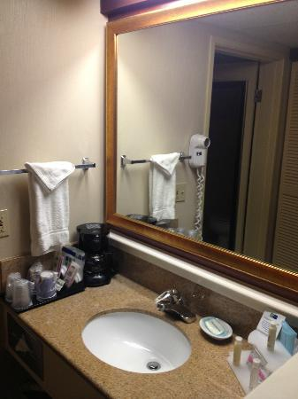 Holiday Inn Express Solvang : Bad