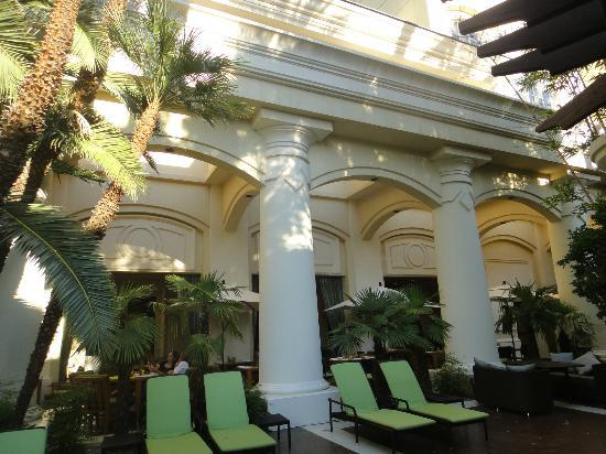 Four Seasons Hotel Las Vegas: Verandah restaurant