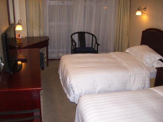 Landmark Towers Hotel: Zimmer etwas klein