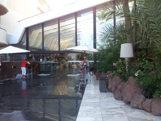 Gloria Palace San Agustín Thalasso & Hotel: Entrance Area