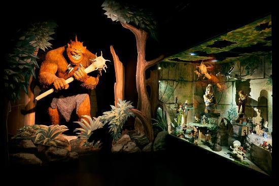 Moof Musée de la Bande dessinée et des Figurines : Tribute to Heroic Fantasy