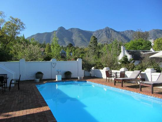 De Kloof Luxury Estate: Zwembad de Kloof