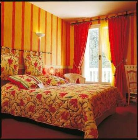 L'Hostellerie des Pins : Guest Room