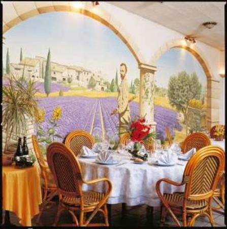 L'Hostellerie des Pins : Restaurant