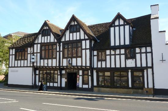 Black Swan Inn - 1417
