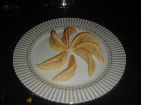 Lodge K Hotel & Spa: dessert