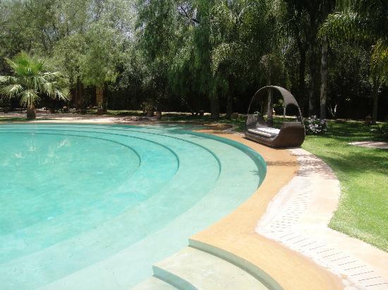 Lodge K: piscine
