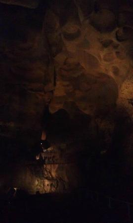 Cascade Caverns: Near the Cascade portion