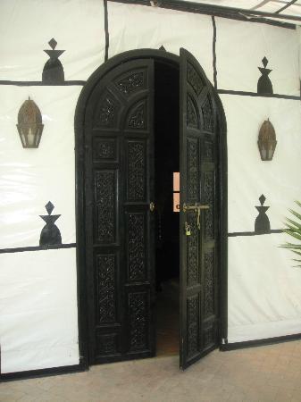 Lodge K: chambre