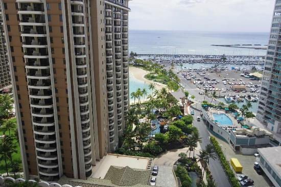 Grand Waikikian by Hilton Grand Vacations: オーシャンビュー