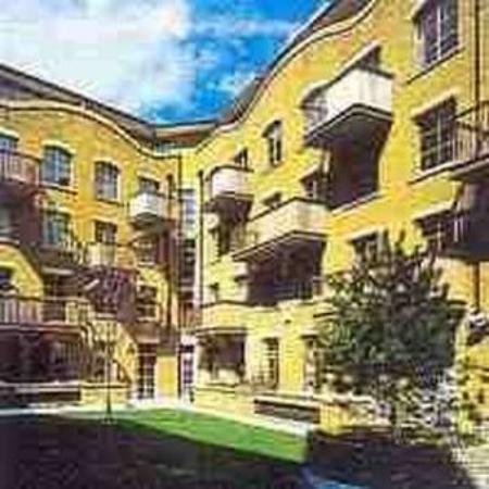 London Tower Bridge Apartments: Garden Area