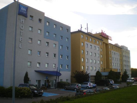 """Ibis Luxembourg Aeroport: Hotel """"Ibis"""" und """"Ibis budget"""" Luxemburg"""