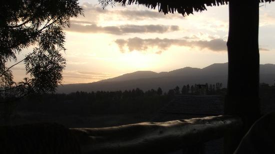 Neptune Ngorongoro Luxury Lodge : Aussicht