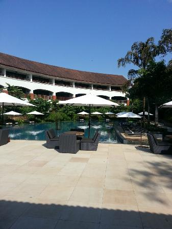 Alila Diwa Goa: Diwa Wing Pool & Rooms