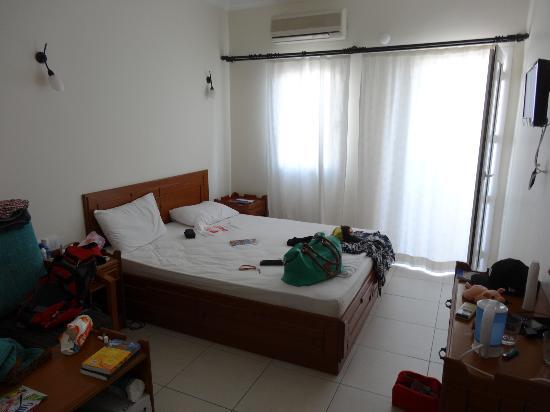 Baba Hotel: widok