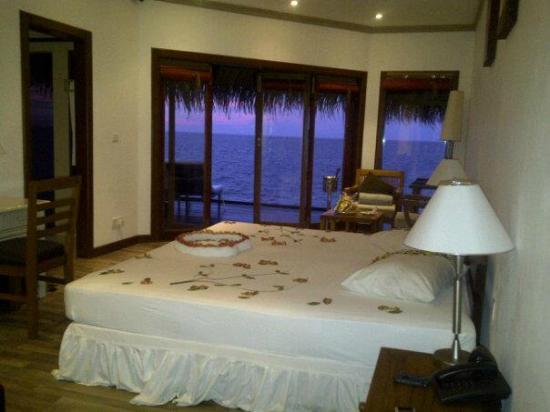 Foto di rannalhi immagini di rannalhi atollo di male for Disegni di bungalow contemporanei