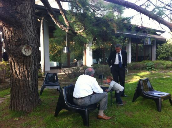Cusago, Italië: ristorante