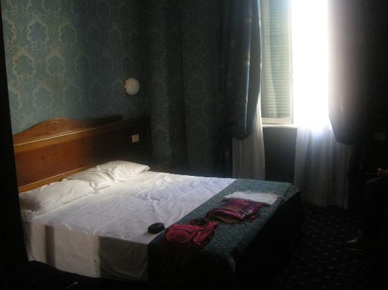 Montecarlo Hotel: camera