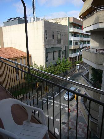 Costa Brava Hotel: vistas desde la hab
