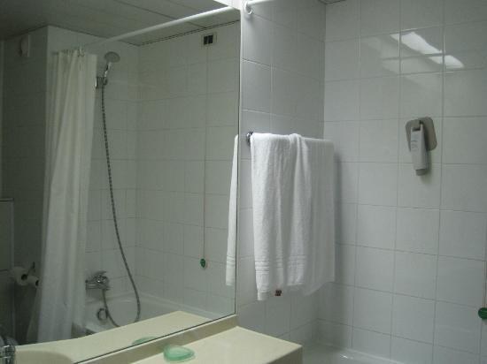 Ibis Verona: bagno