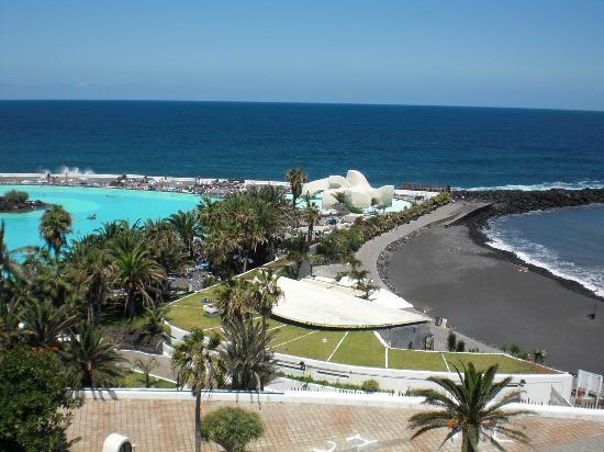 Aussicht picture of h10 tenerife playa puerto de la cruz tripadvisor - Playa puerto de la cruz tenerife ...