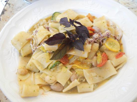 Da Laura: Seafood pasta