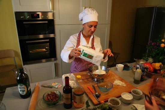 Villa di Piazzano: Chef