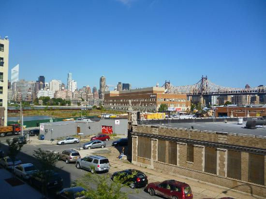 View From 3rd Floor Room Picture Of Wyndham Garden Long Island City Manhattan View Long