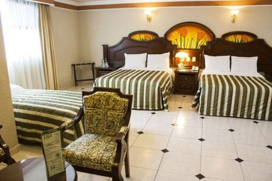 HOTEL CASINO PLAZA: Triple Room