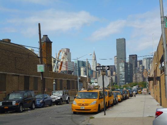 Surroundings Picture Of Wyndham Garden Long Island City Manhattan View Long Island City