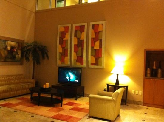 Smart iStay Hotel in McAllen: lobby