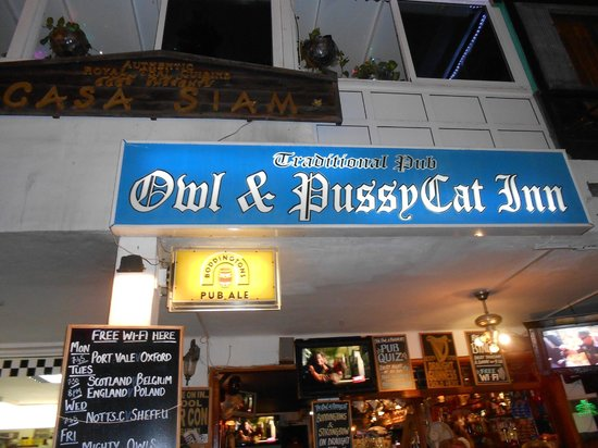 ‪The Owl & PussyCat Inn‬