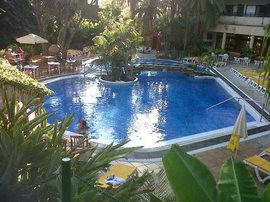Hotel Puerto de la Cruz: ground floor pool
