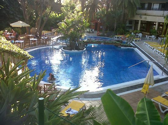 هوتل بويرتو دي لا كروز: ground floor pool 