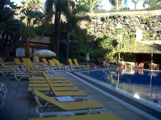 Hotel Puerto de la Cruz: ground floor pool
