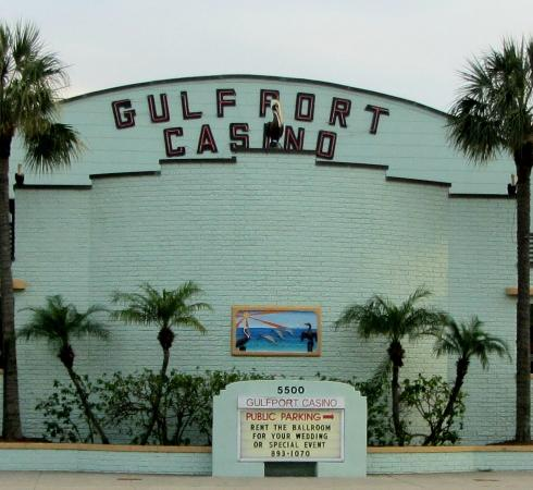 Gulfport Casino Ballroom: Gulfport Casino
