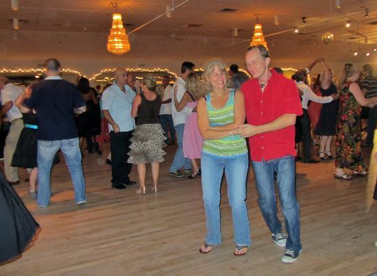 Gulfport Casino Ballroom: How to Swing