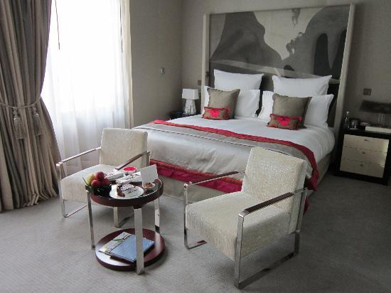 Mandarin Oriental, Paris: Deluxe Room