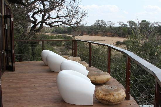 andBeyond Ngala Tented Camp : l