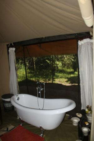 Mara Ngenche Safari Camp: sweet view